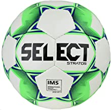 Select Unisex volwassenen STRATOS WHT-GRE_5 bal, wit, 5