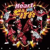 【メーカー特典あり】 Heart on Fire(CD)(オリジナルポストカード)