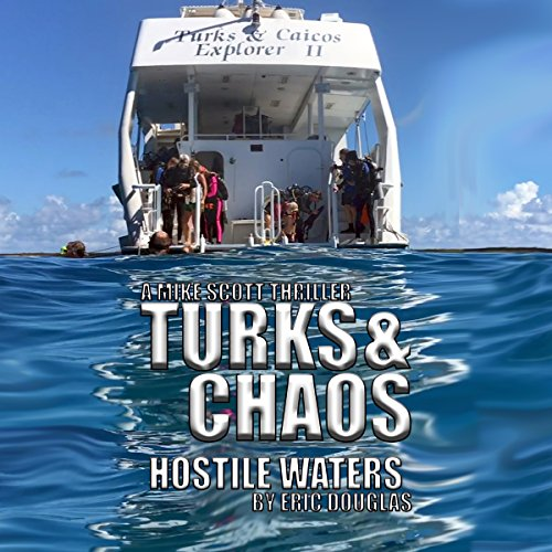 Turks and Chaos audiobook cover art