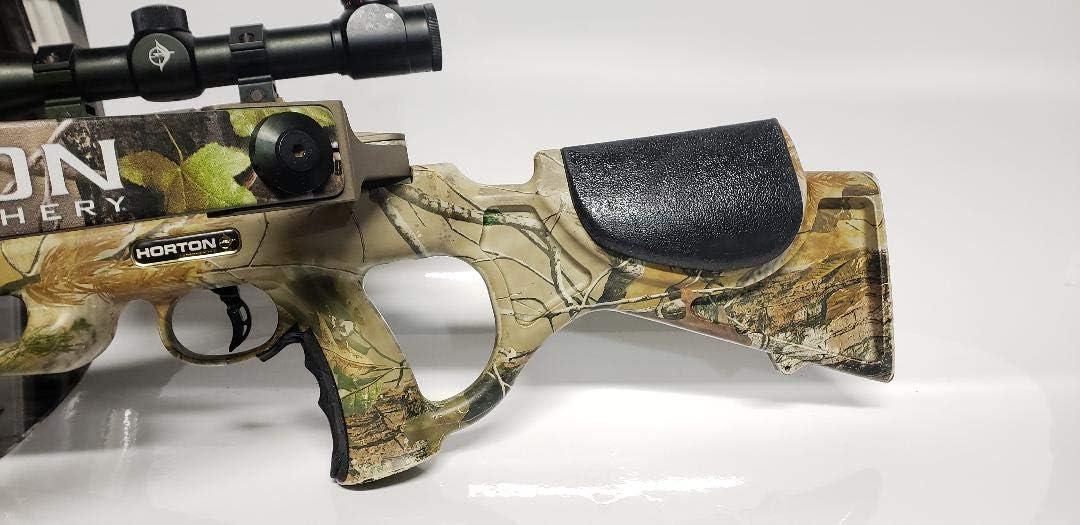 AMERICAN MADE OUTDOORZ GOD' Direct sale of Finally resale start manufacturer A PAD Grip Crossbow Cheek