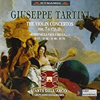 Tartini: Violin Concertos, Vol 7 (2001-01-23)