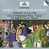 Handel: Concerto a due cori No.3, HWV 334 - 2a. Allegro