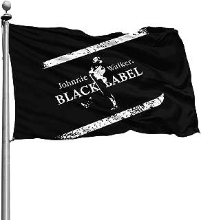 XLH.FXH Johnnie Walker Black Label Flag Banner 4x6 Feet