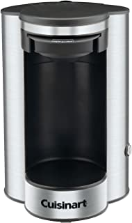 Cuisinart 1-Cup Stainless Steel Brewer
