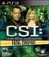 CSI: Fatal Conspiracy - Playstation 3