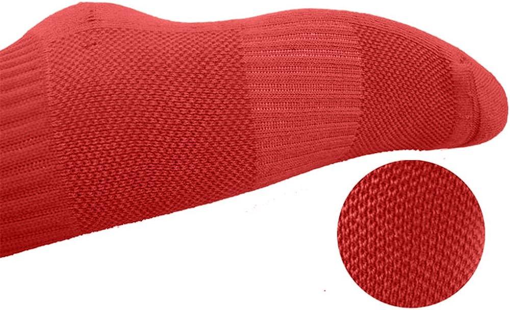 IXI Over Knee Cotton Socks Sport Stockings Athlete Thicken Bottom Long Socks