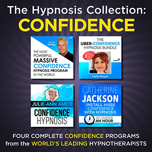 Couverture de The Hypnosis Collection - Confidence