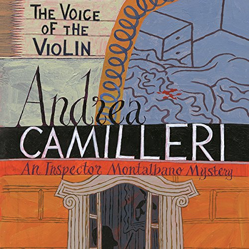 The Voice of the Violin audiobook cover art