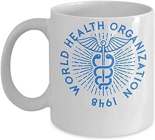 World Health Organization 1948 MUG