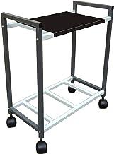 DALUCI Metal Inverter Trolley - Black