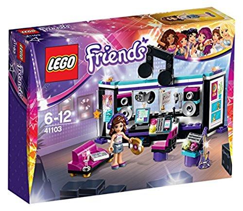 LEGO Friends 41103 - Popstar Aufnahmestudio