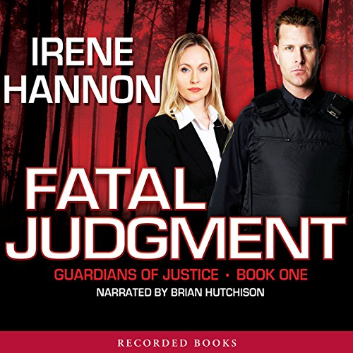 Fatal Judgment audiobook cover art