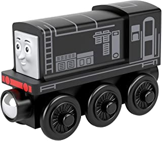 Thomas & Friends Fisher-Price - Juguete de madera, diseño Ashima, Diesel
