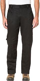 Caterpillar CAT Dynamic khaki 270g cotton//spandex stretch slim-fit work trouser