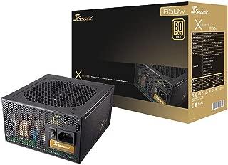 SeaSonic 650W Power Supply X650 SS-650KM3