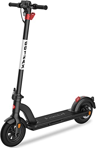 GOTRAX G4 Foldable Electric Scooter, Large Battery 36V/10.4Ah Up to 25 Miles...