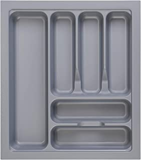 GroBartig RH Art Besteckkasten Für Schubladen 50er Besteckeinsatz Küche Aus  Kunststoff Spülmaschinenfest 417 X 474 Mm
