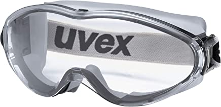 Uvex Profas 6613 White//Grey Fingerless Glove #7~