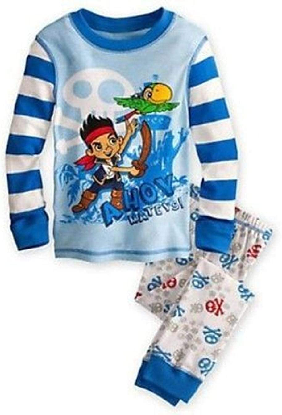 Disney Store Jake and service The Never Land Ranking TOP11 P 2PC Tight Fit Boy Pirates