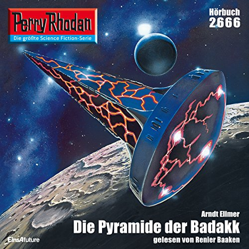 Die Pyramide der Badakk audiobook cover art
