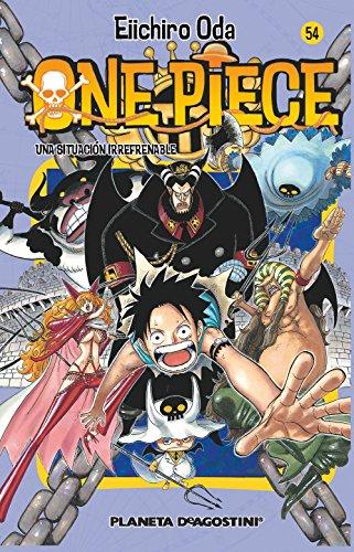 One Piece nº 54: Una situación irrefrenable