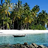 Hawaii Calendar 2021: 12 Month Calendar With Many Colorful Photos. Size 8.5 x 8.5 Inches.