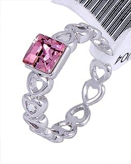 Swarovski Elements Ring for women's - Size US 6 [SWR-021]
