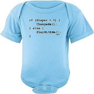 programmer baby onesie