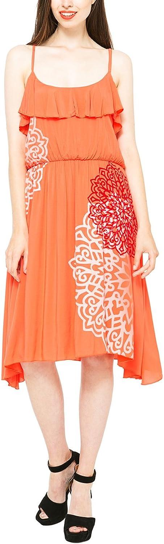 Desigual Women's Woven Dress Straps 16