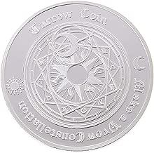 liumiKK Tarot Commemorative Coin Love Divination Array Lucky Gift Home Decoration Crafts