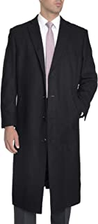 Best mens full length overcoat Reviews