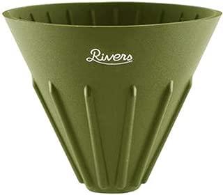 (リバーズ) RIVERS コーヒードリッパー ケイブ リバーシブル オリーブ