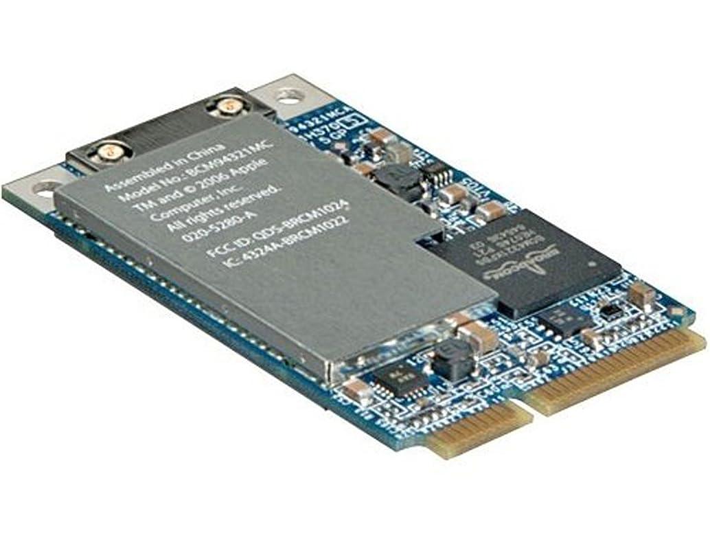 処方ベッツィトロットウッド食器棚Ittecc Airportワイヤレスカードfor Apple Mac Proネットワークアダプタ?–?802.11?B , 802.11?A , 802.11?G , 802.11?N ( Draft ) ( 66436h )