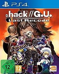 hack G.U. Last Recode -  PlayStation