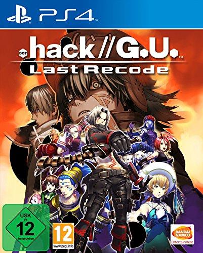 BANDAI NAMCO Entertainment Germany hack G.U. Last Recode -  PlayStation Bild
