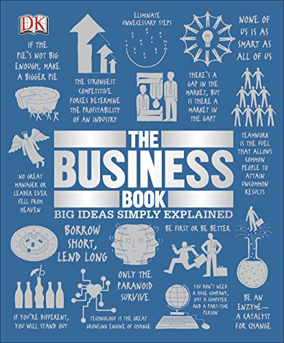 Compare Textbook Prices for The Business Book Big Ideas Illustrated Edition ISBN 9781465415851 by DK