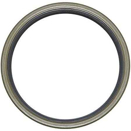 TCM 21333TB-BX NBR Buna Rubber //Carbon Steel Oil Seal 2.125 x 3.371 x 0.313 TB Type