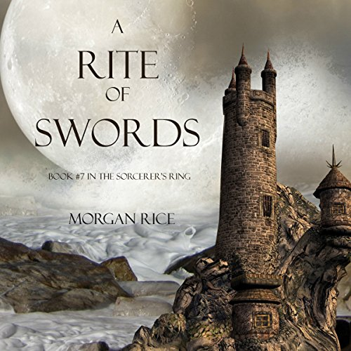 A Rite of Swords audiobook cover art
