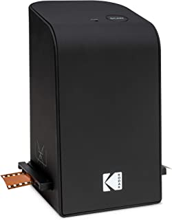 KODAK Film Scan Tool for PC and MAC - 5MP Digital Film Scanner Converts & Saves 35mm Film Negatives & Slides Directly on Y...