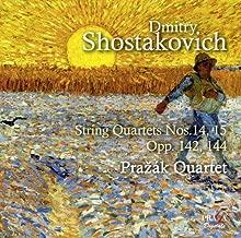 Shostakovich: String Quartets Nos.14 & 15, Two Pieces, Op.36