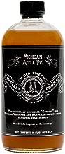 McClary Bros Michigan Apple Pie Drinking Vinegar 16 oz (Pack of 2)