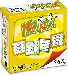 CAYRO THE GAMES Mi Mic Board Game, Multi-Colour,