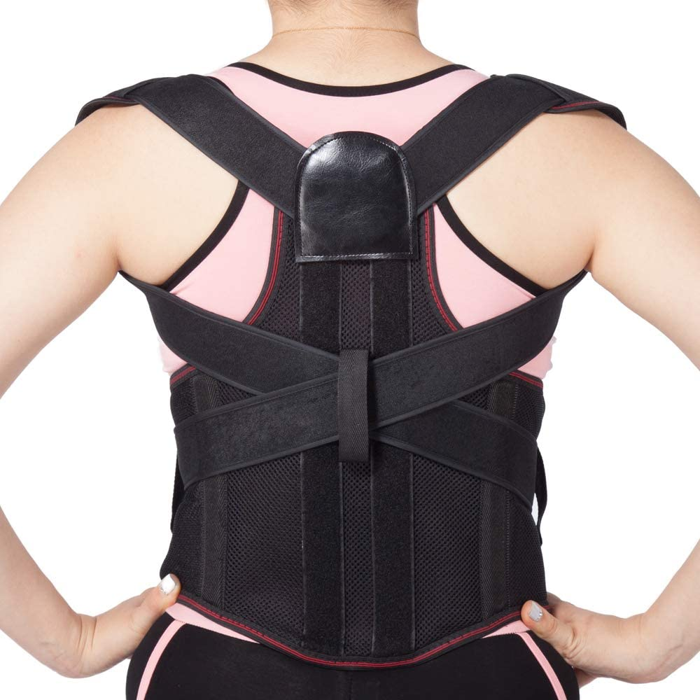 Humpback Posture Corrector Quality inspection Brace 2021new shipping free Lumbar Orthosis Shoulder