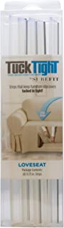 SureFit Home Décor SF47363 Tuck Tight for Loveseat...