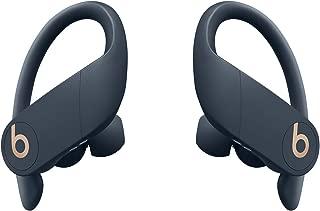 Powerbeats Pro 完全ワイヤレスイヤホン-AppleH1ヘッドフォンチップ、Class 1 Bluetooth、最長9時間の再生時間、耐汗仕様のイヤーバッド- ネイビー
