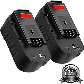 Best cordless drill batteries black and decker Reviews