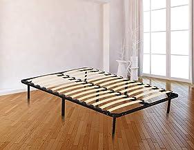 Double Metal Bed Frame - Bedroom Furniture