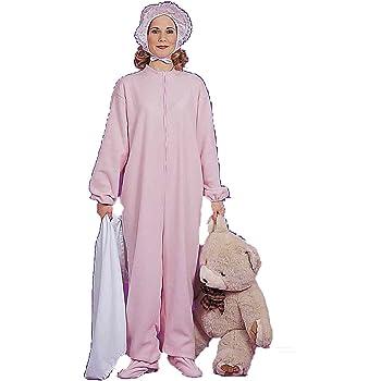 Women's Pink Jammies Costume