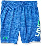 Under Armour Boys' Toddler Boost Short, Versa Blue-SP20, 4T