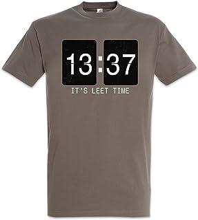 Urban Backwoods It's Leet Time Men T-Shirt